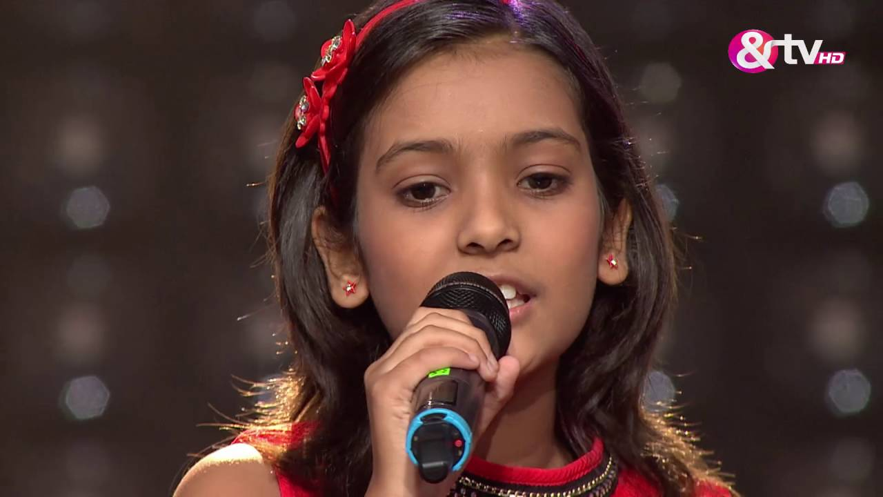Nishtha Sharma - Blind Audition - Episode 4 - July 31, 2016 - The Voice India Kids