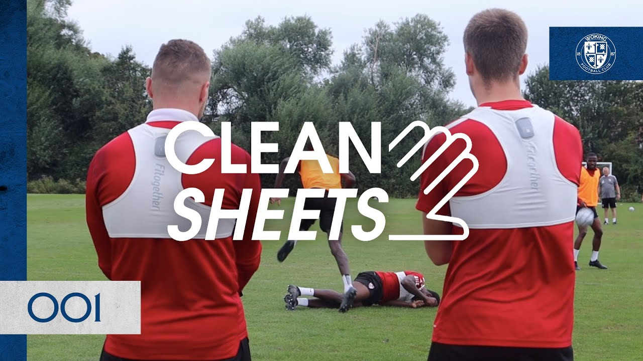 Training with Callum Backhurst   Clean Sheets 001