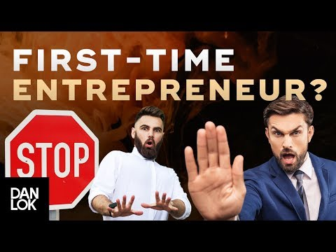 #1 Most Important Piece of Business Advice For First-Time Entrepreneurs | Ask Dan Lok