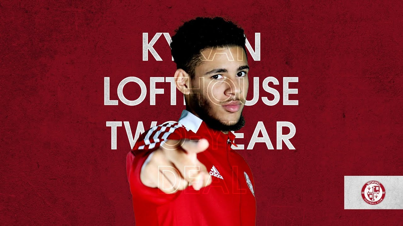 Kyran Lofthouse Signs Two-Year Deal
