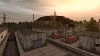 sZone Online тестовое видео летающей камеры