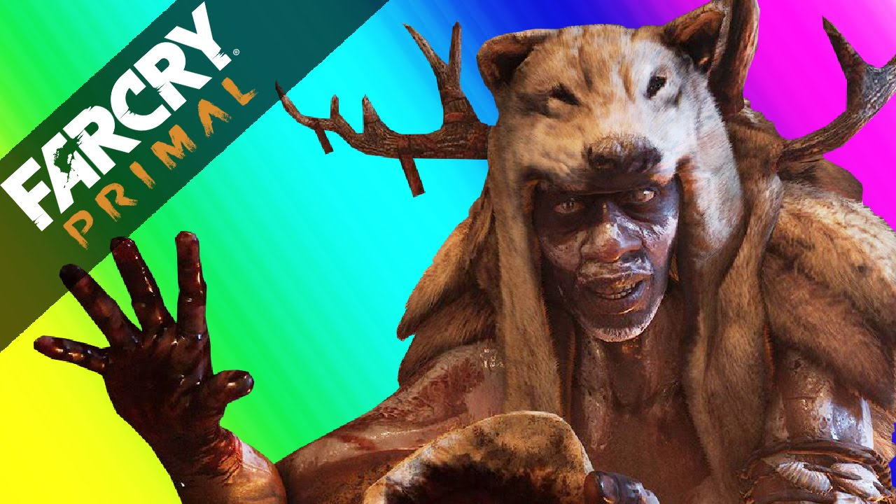 Far Cry Primal - Caveman Vanoss! (Funny Moments & Gameplay)