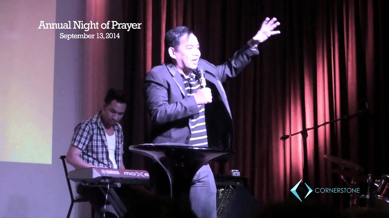 Prelude for Cornerstone 2014 Annual Night of Prayer