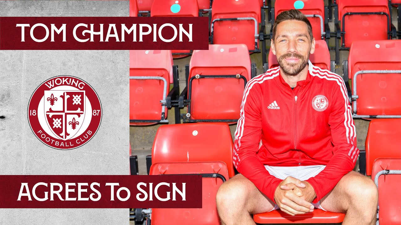 Tom Champion | Welcome to Woking