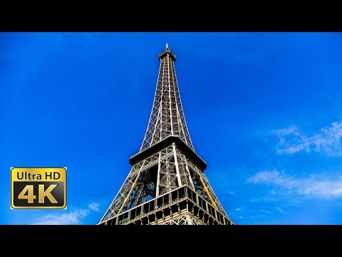 Paris Frankreich, Amazing vlog 4k video ultra hd FZ1000