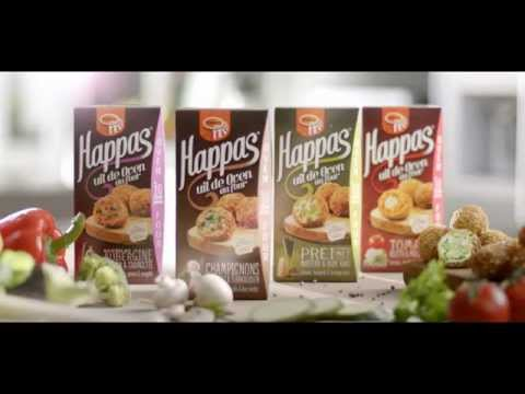 TV commercial Mora Happas buiten