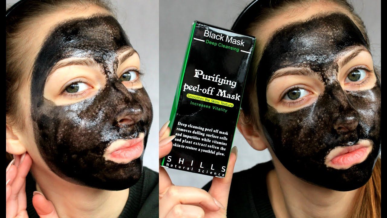 Shills Black Mask [ Review + Demo ] MOST PAINFUL MASK EVER !