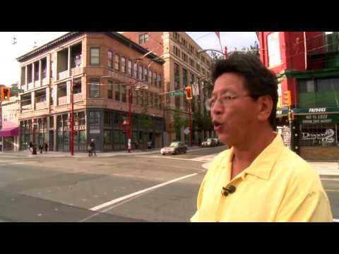 Vancouver's Chinatown - British Columbia, Canada