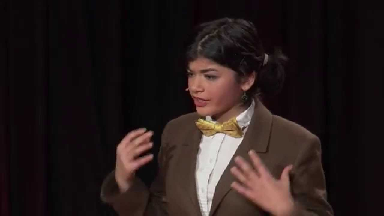 Youthquake! For best results, just add Shakespeare | Abigail Dickson | TEDxYouth@BeaconStreet