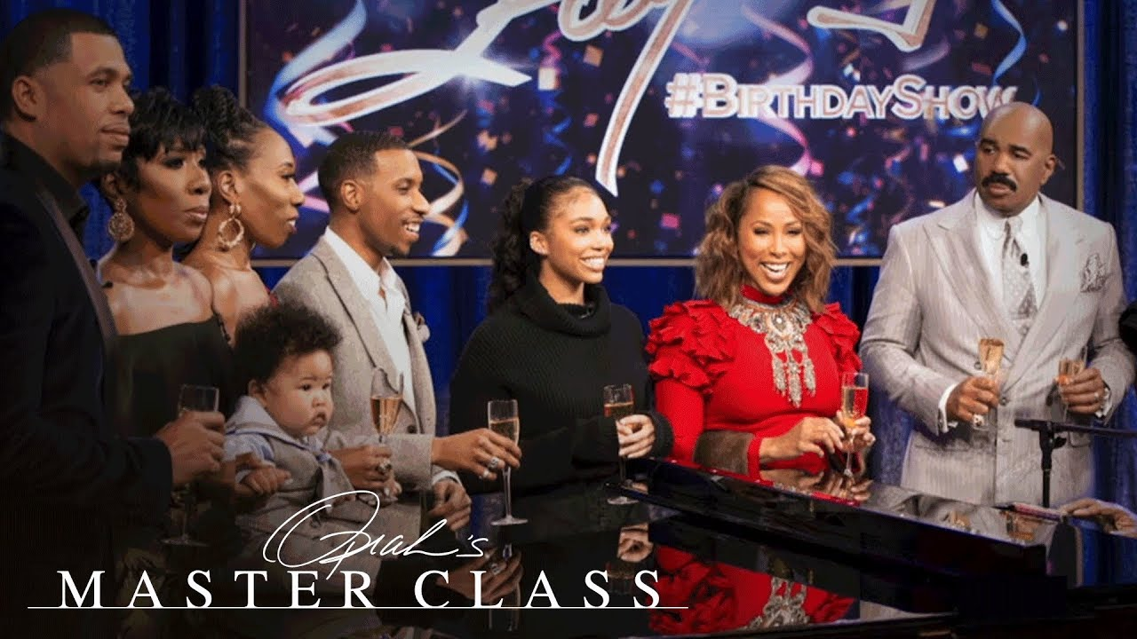Steve Harvey's Goals for Himself and His Children | Oprah's Master Class | Oprah Winfrey Network