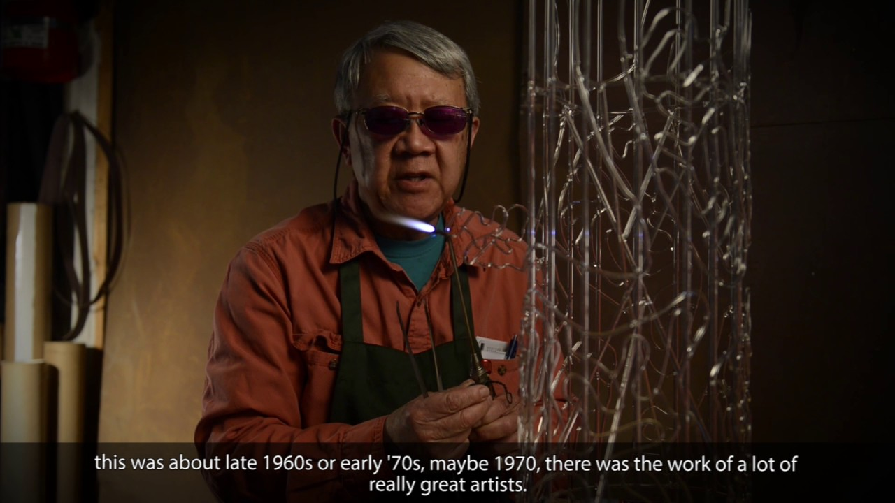 Brent Key Young on Sam Maloof — Connections: Renwick Gallery