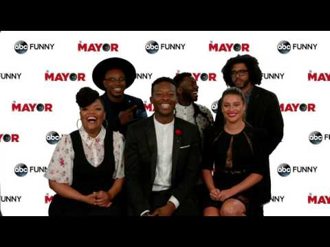60 Seconds With the Cast of The Mayor