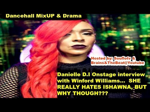 Danielle D.I  Onstage Interview disected, FULL REVIEW
