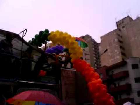 17ª Parada Gay 2013 em São Paulo
