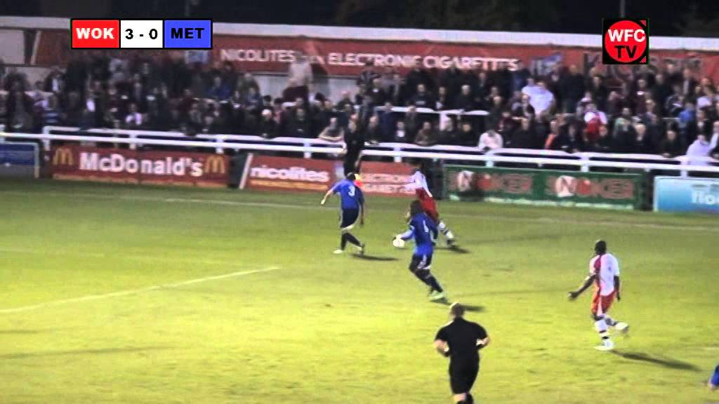 Woking 6-0 Met Police (Match Highlights & Celebrations in 5 mins)