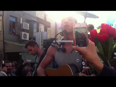 Coldplay - A Sky Full of Stars - Sydney