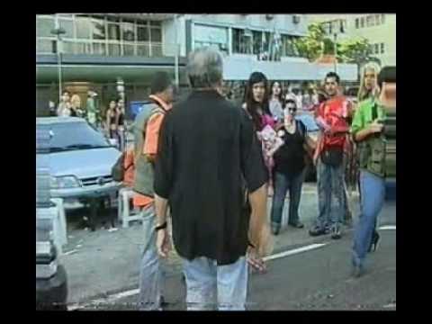 13 ª Parada Orgulho LGBT Rio 2008 - Bom Dia Rio - Globo