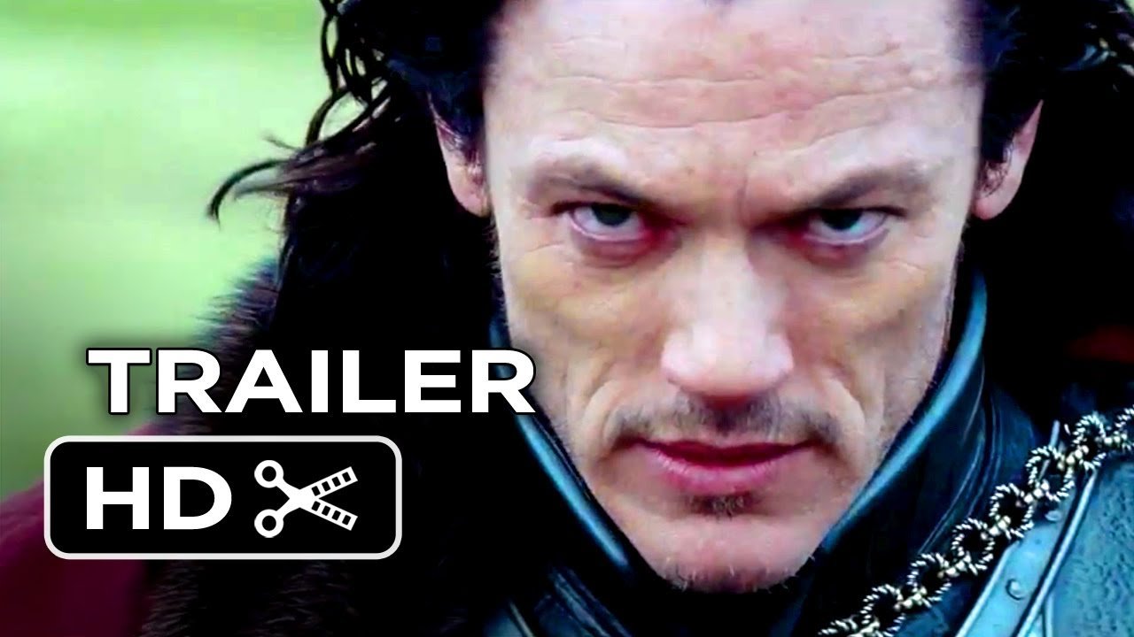 Dracula Untold Official Trailer #1 (2014) - Luke Evans, Dominic Cooper Movie HD