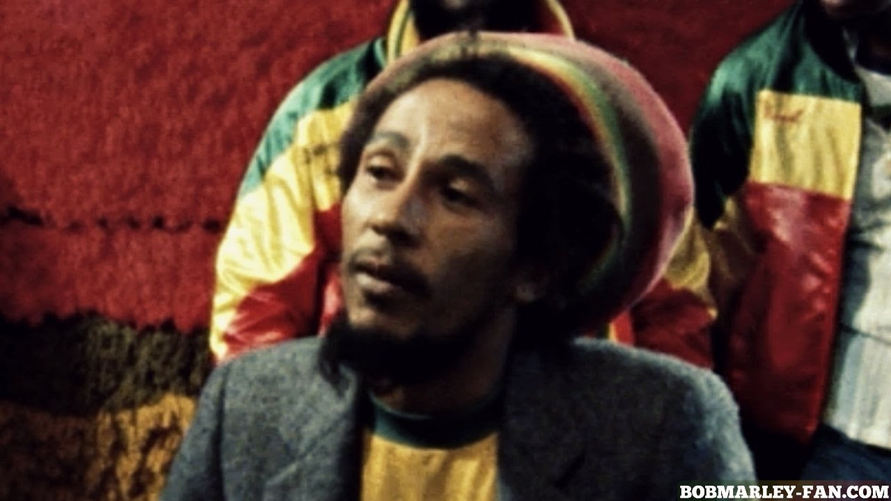 Bob Marley - Zurich Interview 1980 - Subtitles Video