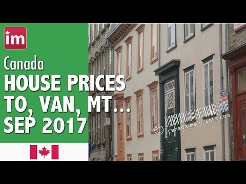 Home Prices in Vancouver, Calgary, Montreal, Ottawa, Toronto | Cost of Living in Canada