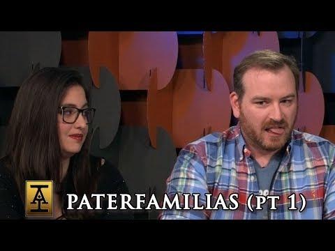 Paterfamilias, Part 1 - S1 E27 - Acquisitions Inc: The