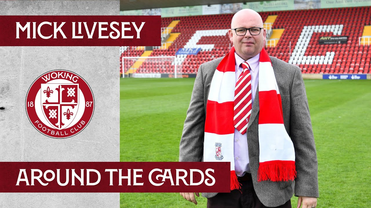 Mick Livesey | Around The Cards