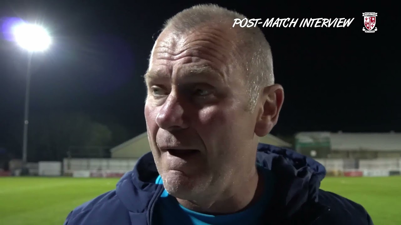 Woking 0-2 Torquay United | Dowse Interview