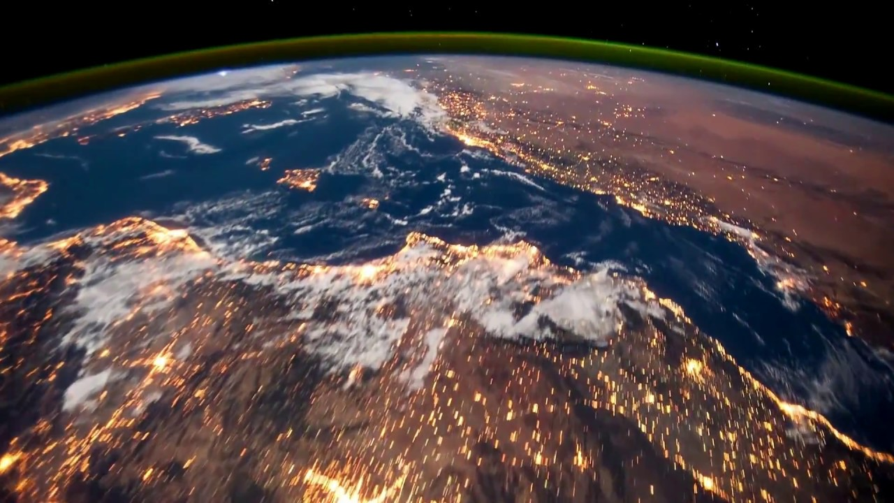 Nikon in Space: time-lapse view of the world | Nikon 100th Anniversary