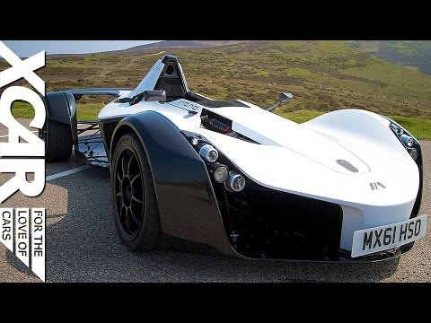 BAC Mono Road Test review - XCAR