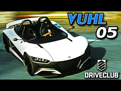DRIVECLUB -  VUHL 05 Review - Better Than The BAC Mono? + RAGE QUIT!!!