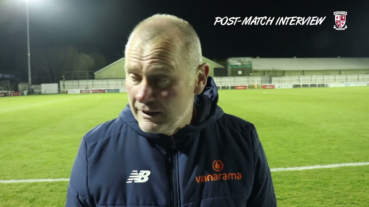 Woking 3-4 Bromley | Dowse Interview
