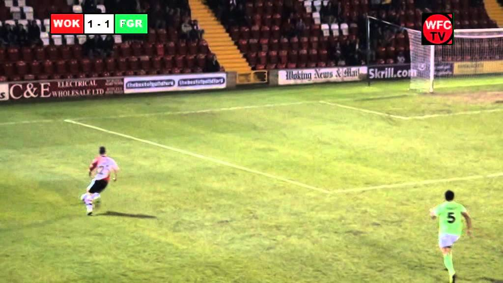 Woking 2-1 Forest Green Rovers