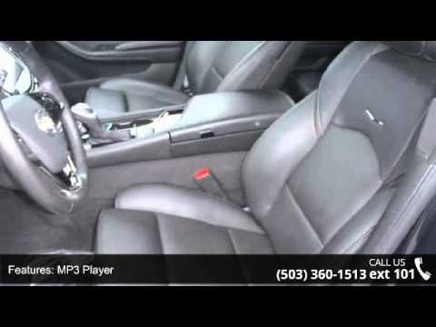 2014 Cadillac CTS Sedan Premium RWD - Carr Vancouver - Va...