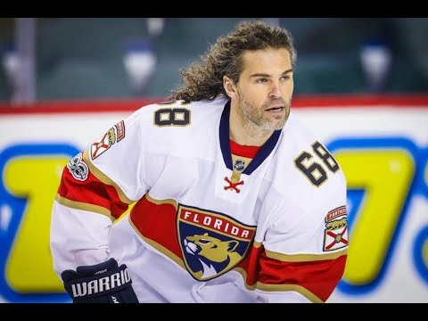 With Fabbri Out for the Season, Will the Blues Sign Jagr?