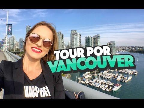 O que fazer em Vancouver? - Canadá ep.2