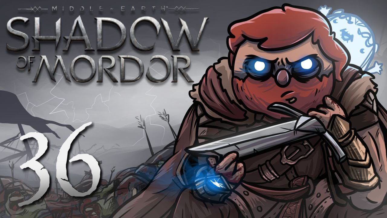 Shadow of Mordor [Part 36] - Talion in Love