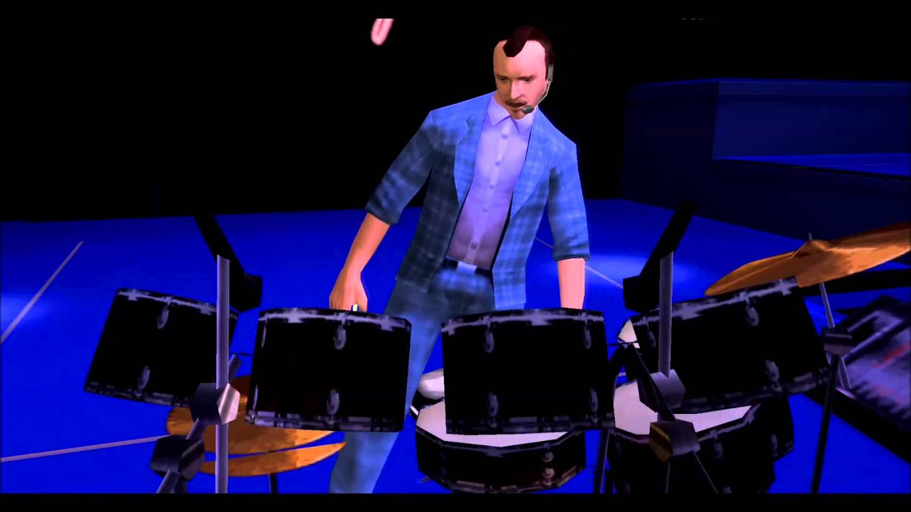 Phil Collins - In The Air Tonight | GTA Vice City Stories (HD 1080p)