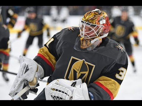Vegas Trades Pickard to Maple Leafs for Lindberg and a 6th Round Pick