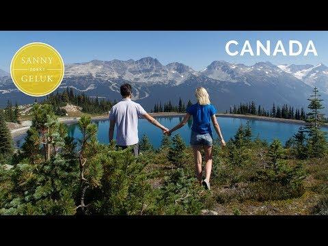 Vlog 3 Canada: Whistler & Vancouver Island | Sanny en Jorg