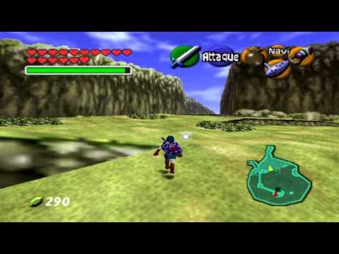 Walkthrough FR l Zelda Ocarina Of Time l Quart de Coeur 25 à 32