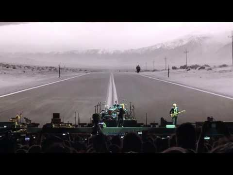 U2 - Where The Streets Have No Name - Vancouver, May 2017