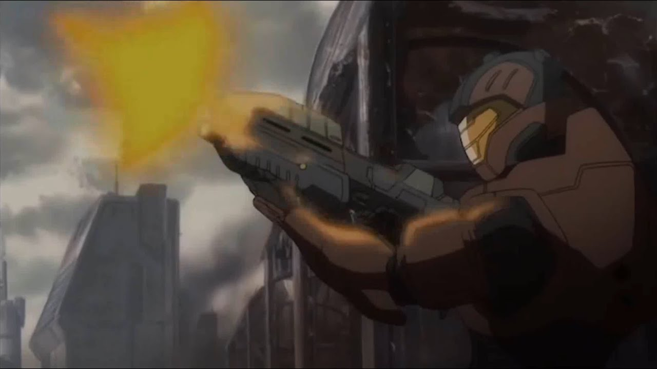 Contact Redux Halo Legends Music Video