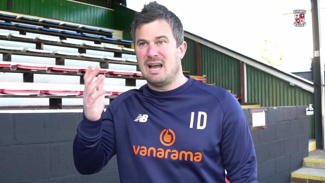 Woking 2-4 Notts County | Ian Dyer