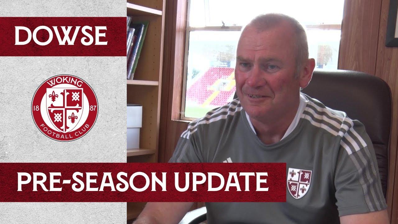 Dowse's Pre-Season Update - 30th July 2021