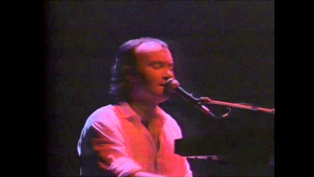 Phil Collins - One More Night (Live 1985) (Promo Only)