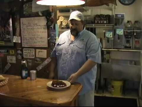 Waterfron Restaurant Dessert with Owner J.D.