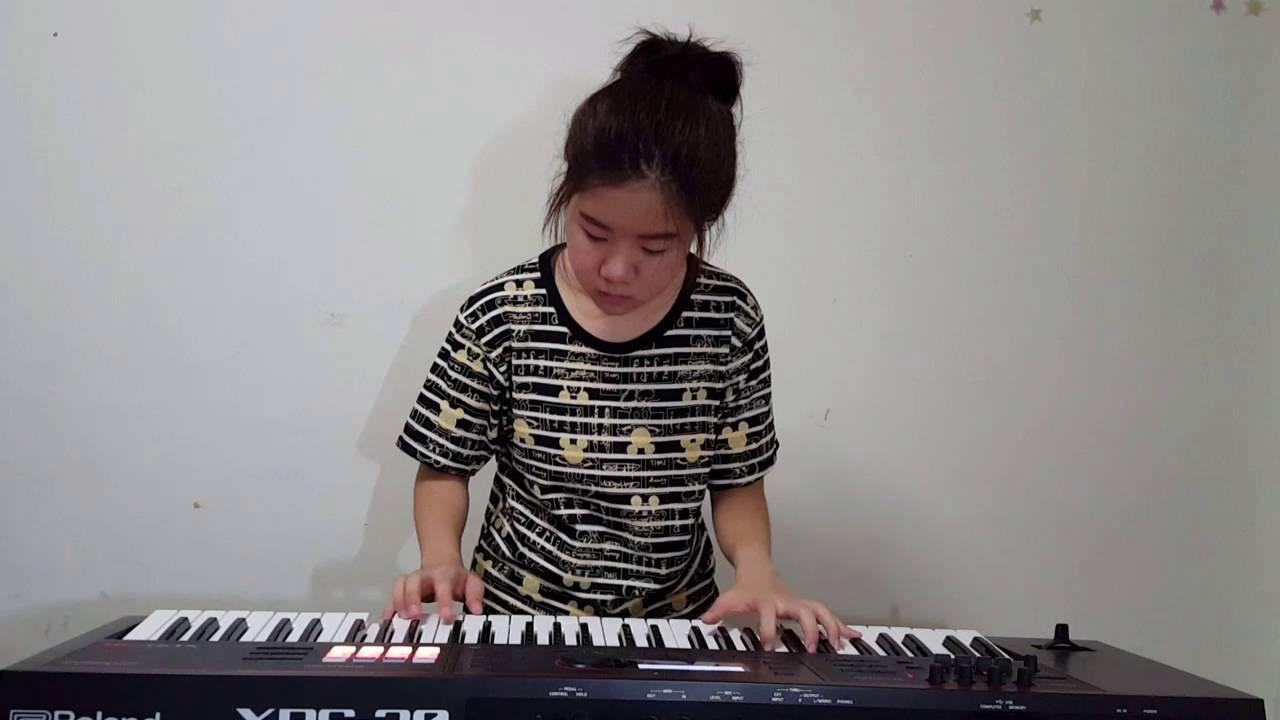 สีดา (I'm sorry) - the rube piano cover