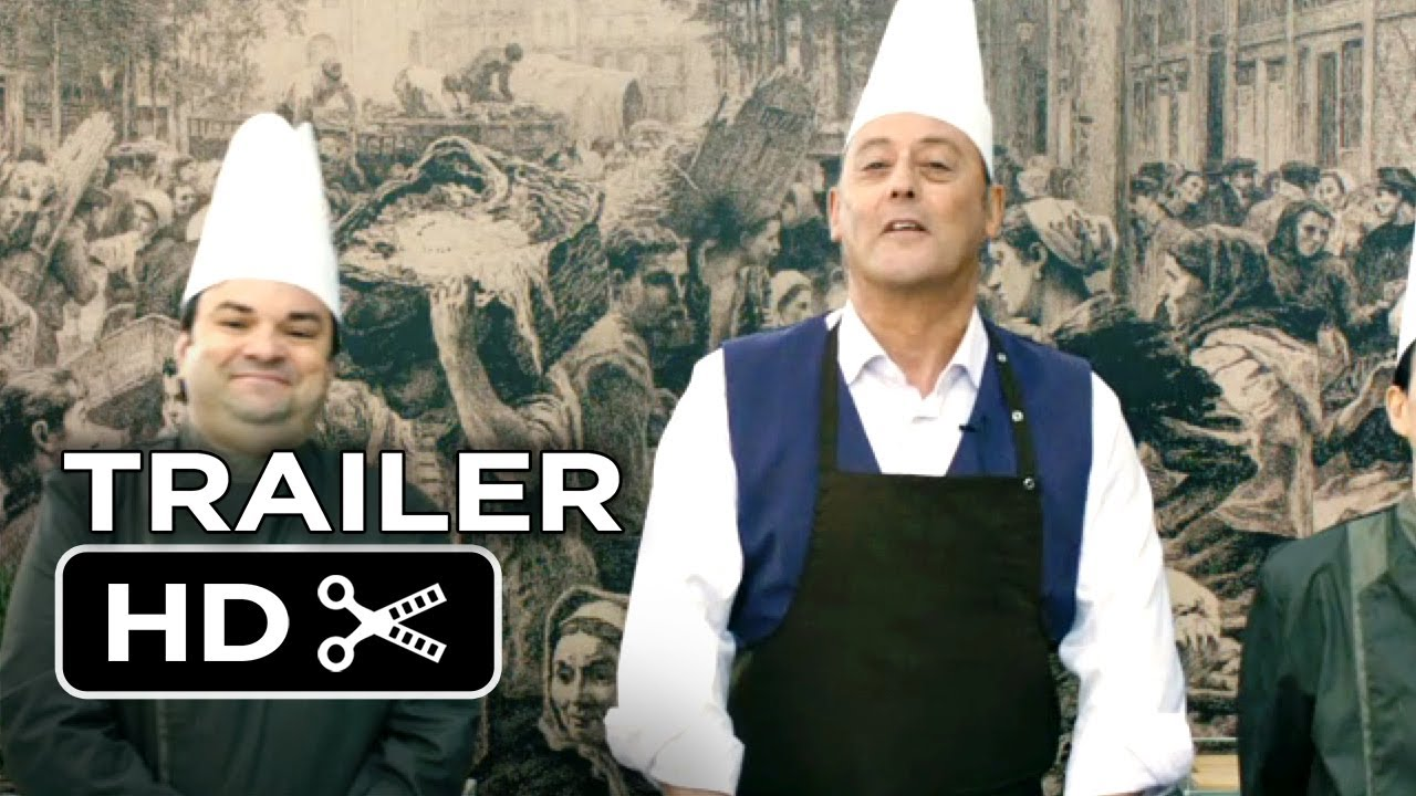 Le Chef Official US Release Trailer 1  (2014) - Jean Reno Movie HD