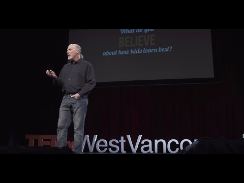 The Surprising Truth About Learning in Schools | Will Richardson | TEDxWestVancouverED