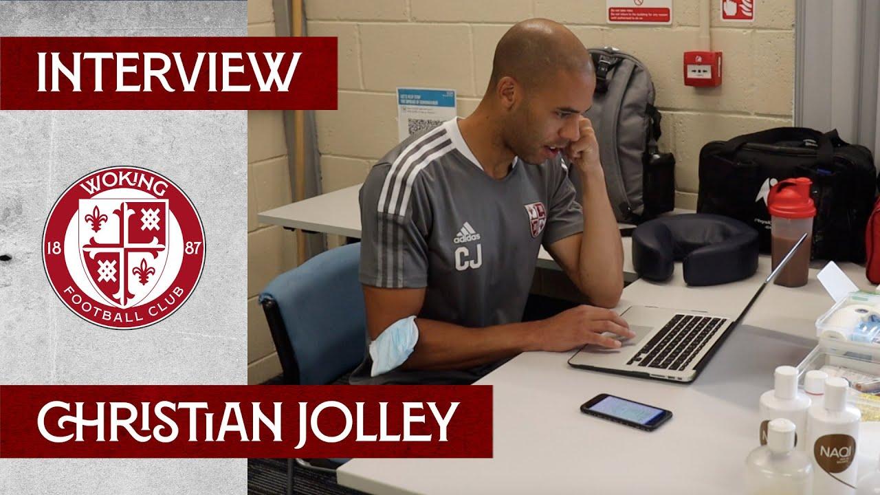 Christian Jolley   Interview